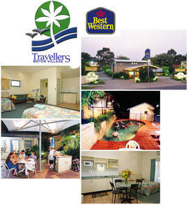 Travellers Motor Village - Mount Gambier Accommodation