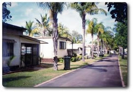 Finemore Tourist Park - Mount Gambier Accommodation