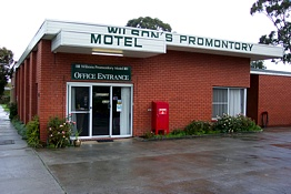 Wilsons Promontory Motel - Mount Gambier Accommodation