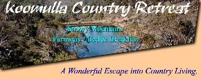 Koomulla Country Retreat - Mount Gambier Accommodation