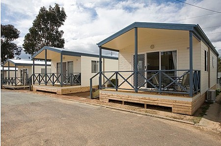 Crestview Top Tourist Park - Mount Gambier Accommodation