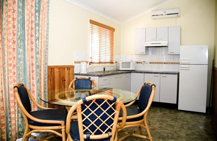 Dunleith Tourist Park - Mount Gambier Accommodation