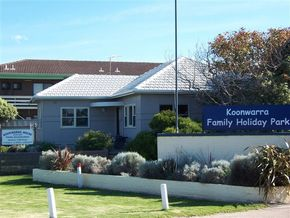 Koonwarra Family Holiday Park - Mount Gambier Accommodation