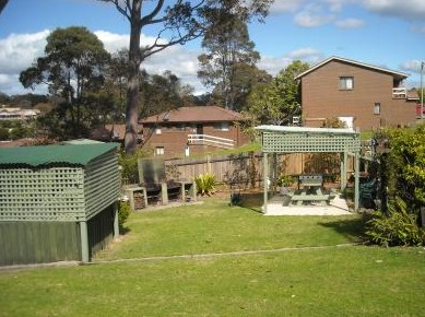 The Tree Motel - Mount Gambier Accommodation