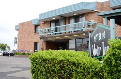 Motel 10 Motor Inn - Mount Gambier Accommodation