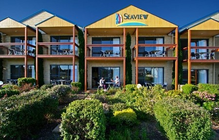 Seaview Motel  Apartments - Mount Gambier Accommodation