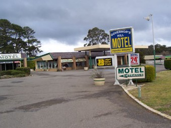 Governors Hill Motel - Mount Gambier Accommodation