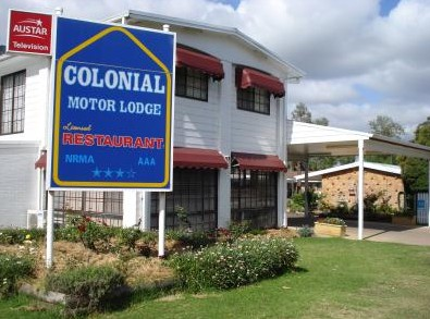 Colonial Motor Lodge - Mount Gambier Accommodation