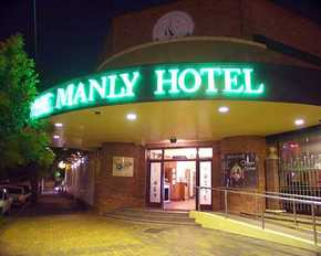 The Manly Hotel - Mount Gambier Accommodation