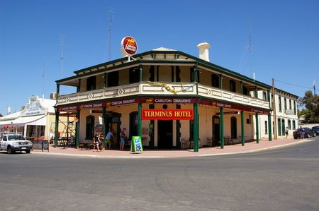 Terminus Hotel Motel - Mount Gambier Accommodation