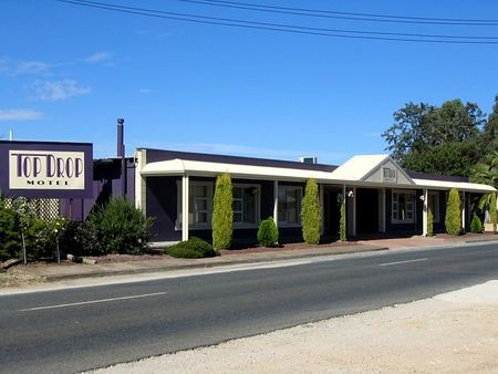 Top Drop Motel - Mount Gambier Accommodation