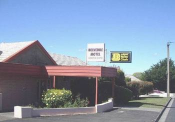 Belvedere Motel - Mount Gambier Accommodation