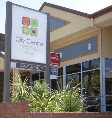 City Centre Motel - Mount Gambier Accommodation