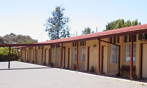 Golden Hills Motel - Mount Gambier Accommodation
