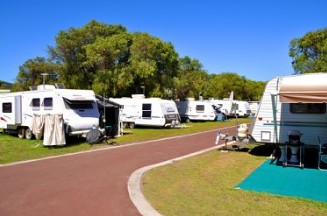 Emu Beach Holiday Park - Mount Gambier Accommodation