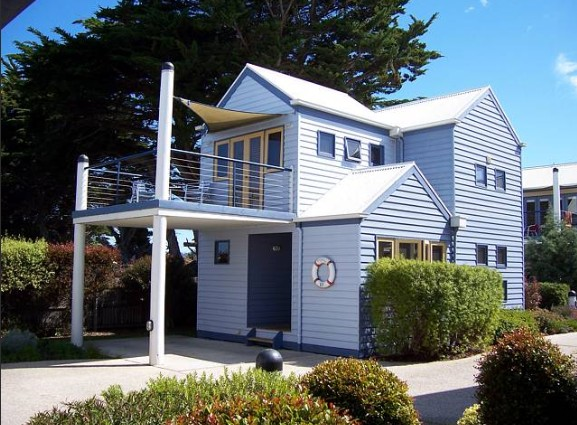 Rayville Boat Houses - Mount Gambier Accommodation