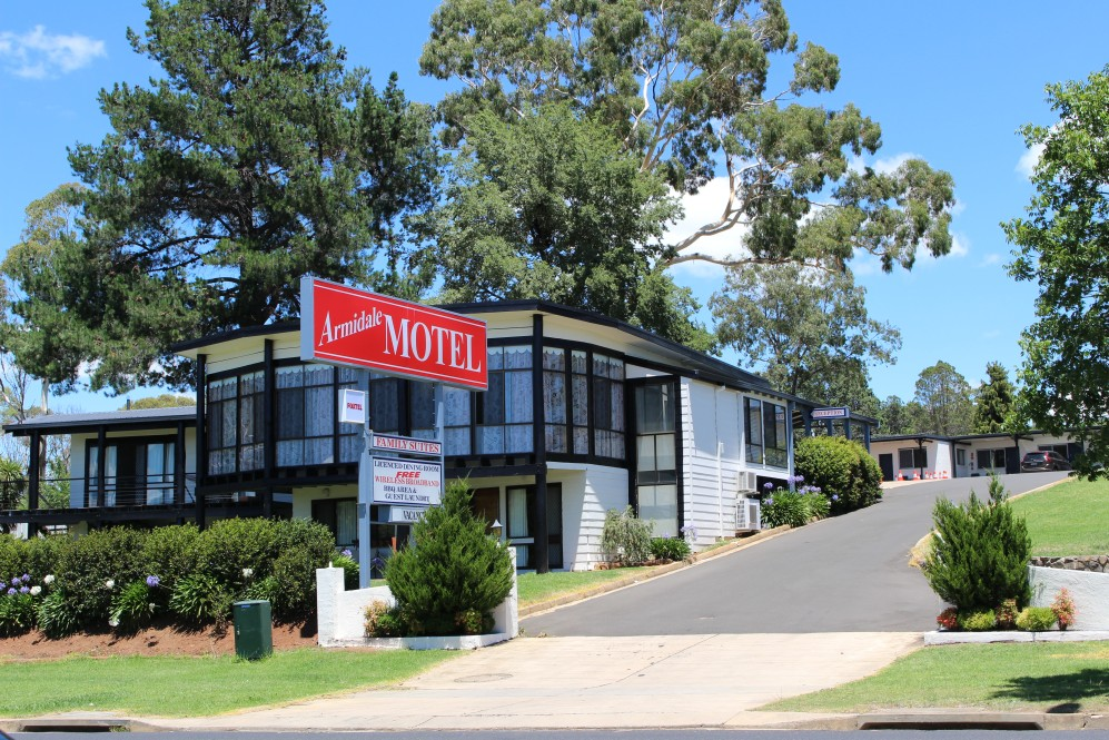 Armidale Motel - Mount Gambier Accommodation