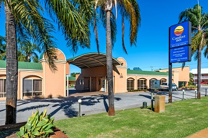 Comfort Inn Bel Eyre Perth - Mount Gambier Accommodation