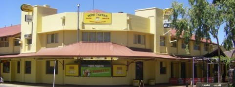Todd Tavern - Mount Gambier Accommodation