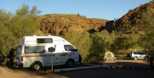 Glen Helen Resort - Mount Gambier Accommodation