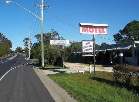 Sudden Comfort Motel - Mount Gambier Accommodation
