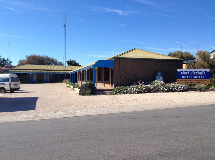 Port Victoria Hotel Motel - Mount Gambier Accommodation