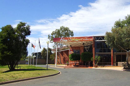 Alice In The Territory - Mount Gambier Accommodation