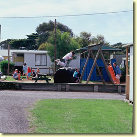 Swansea Holiday Park - Mount Gambier Accommodation