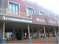 Harp Deluxe Hotel - Mount Gambier Accommodation