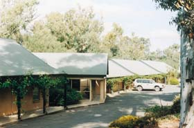 Burra Motor Inn - Mount Gambier Accommodation