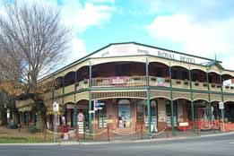Royal Hotel Daylesford - Mount Gambier Accommodation