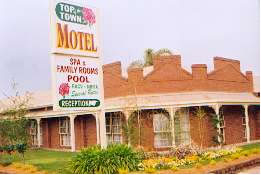 Top Of The Town Motel - Mount Gambier Accommodation
