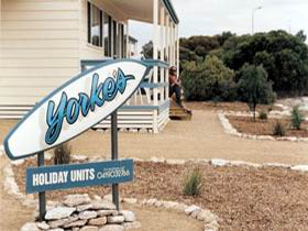 Yorke's Holiday Units - Mount Gambier Accommodation