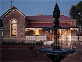 Oldham House - Mount Gambier Accommodation