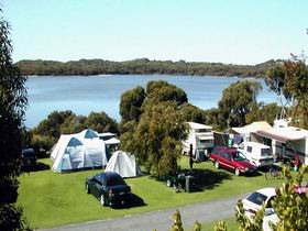 Lakeside Tourist Park - Mount Gambier Accommodation