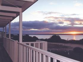 Sunsets at Baudin Beach - Mount Gambier Accommodation