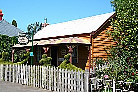 Westbury Gingerbread Cottages - The - Mount Gambier Accommodation