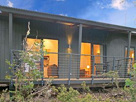 Cradle Mountain Wilderness Village - Mount Gambier Accommodation