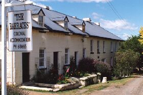 Lythgos Row of Romantic Cottages - Mount Gambier Accommodation