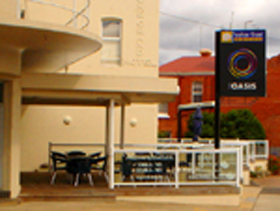 Neptune Grand Hotel - Mount Gambier Accommodation