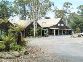 Derwent Bridge Wilderness Hotel - Mount Gambier Accommodation