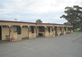 Central Court Motel - Mount Gambier Accommodation
