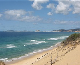 Rainbow Beach Hire-a-camp - Mount Gambier Accommodation