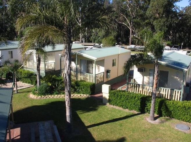 Jervis Bay Caravan Park - Mount Gambier Accommodation
