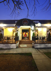 Kingston Hotel - Mount Gambier Accommodation