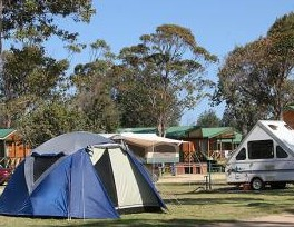 BIG4 Moruya Heads Easts at Dolphin Beach Holiday Park - Mount Gambier Accommodation