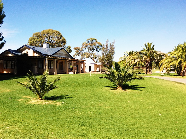 Curlwaa Caravan Park - Mount Gambier Accommodation