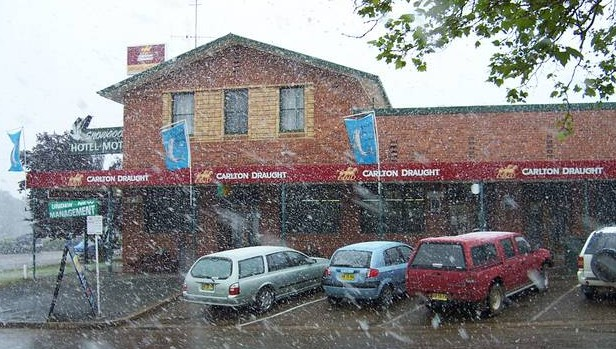 Snowgoose Hotel Motel - Mount Gambier Accommodation