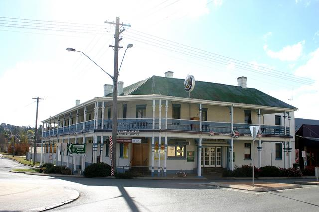 Imperial Hotel Bombala - Mount Gambier Accommodation