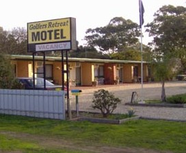 Golfers Retreat Motel - Mount Gambier Accommodation